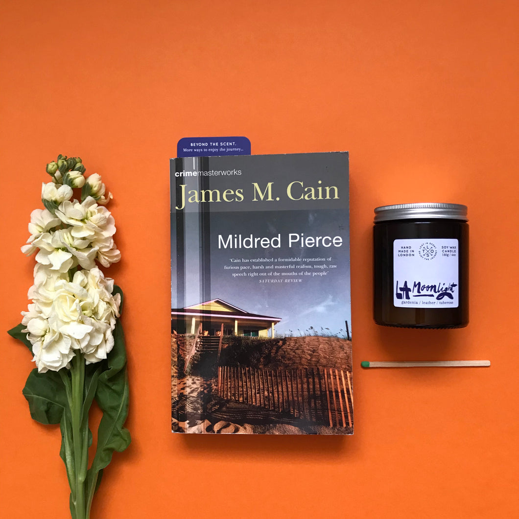 Mildred Pierce + L.A Moonlight candle