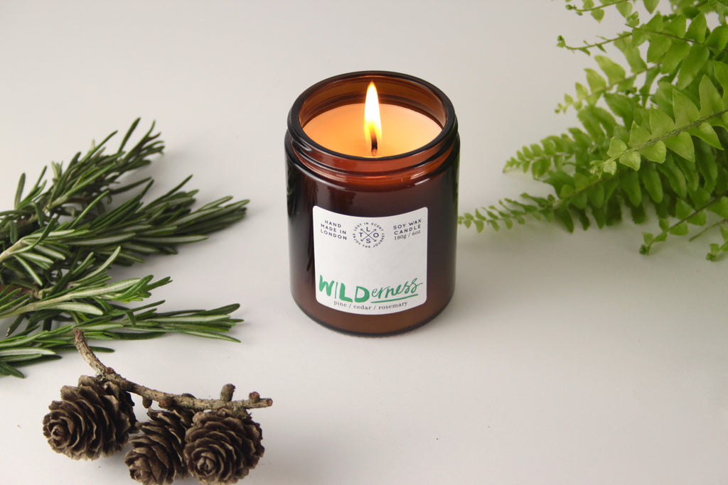 Wild + Wilderness candle