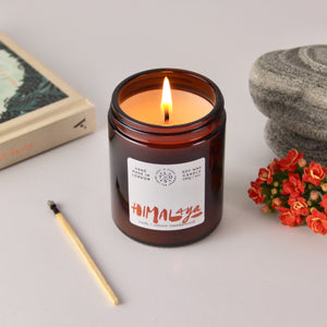 Into Thin Air + Himalaya candle