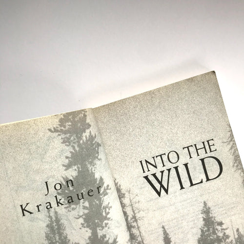 Into the Wild + Hebrides candle