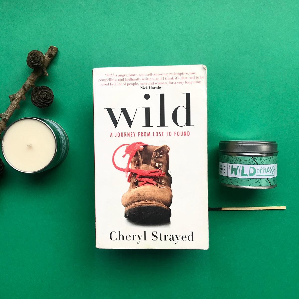 Wild Wilderness Candle Lost In Scent