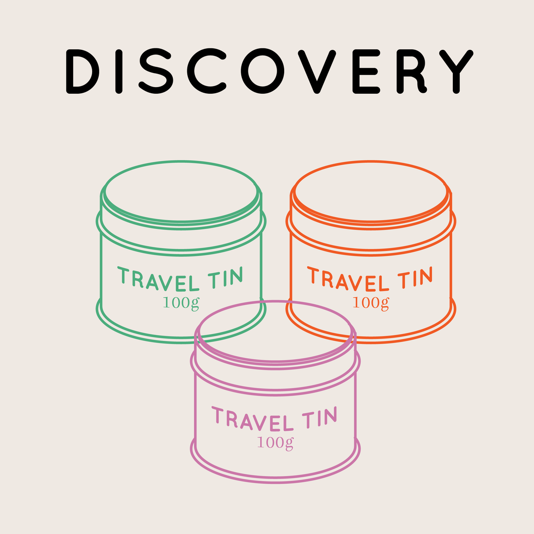 Discovery Gift Set