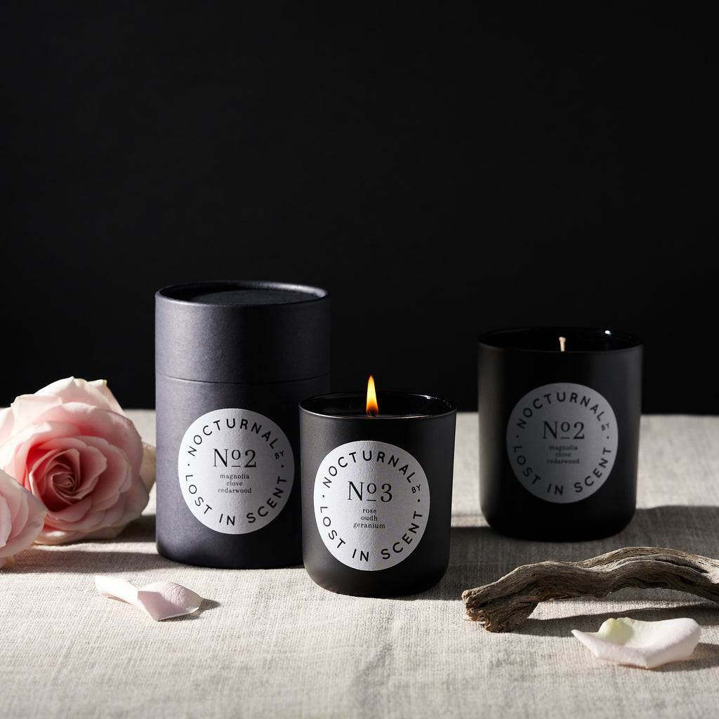 Nocturnal No 3 (NEW!)- rose, oudh, geranium