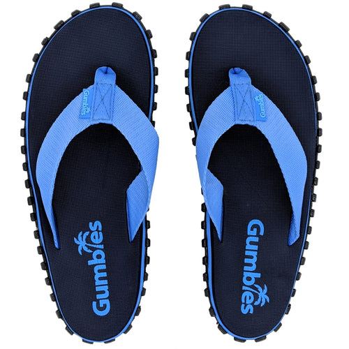 Gumbies DUCKBILL Flip Flops - Womens - Navy