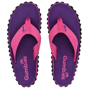 Gumbies DUCKBILL Flip Flops - Womens - Purple
