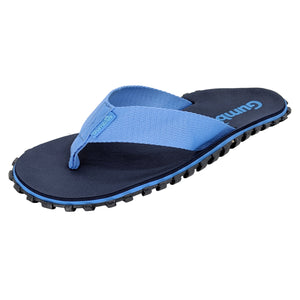 Gumbies DUCKBILL Flip Flops - Mens - Navy