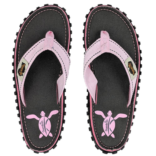 Islander Canvas Flip-Flops - Women's - Turtle