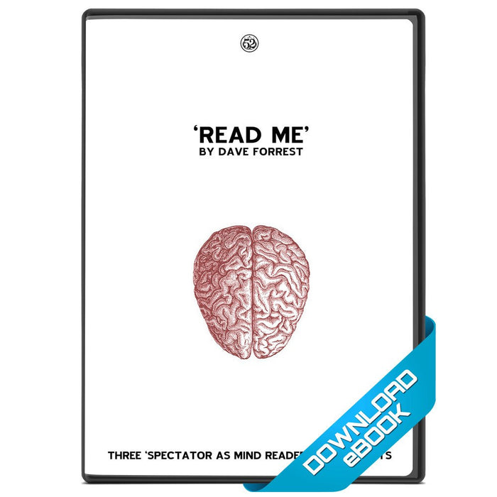 Read Me eBook by Dave Forrest