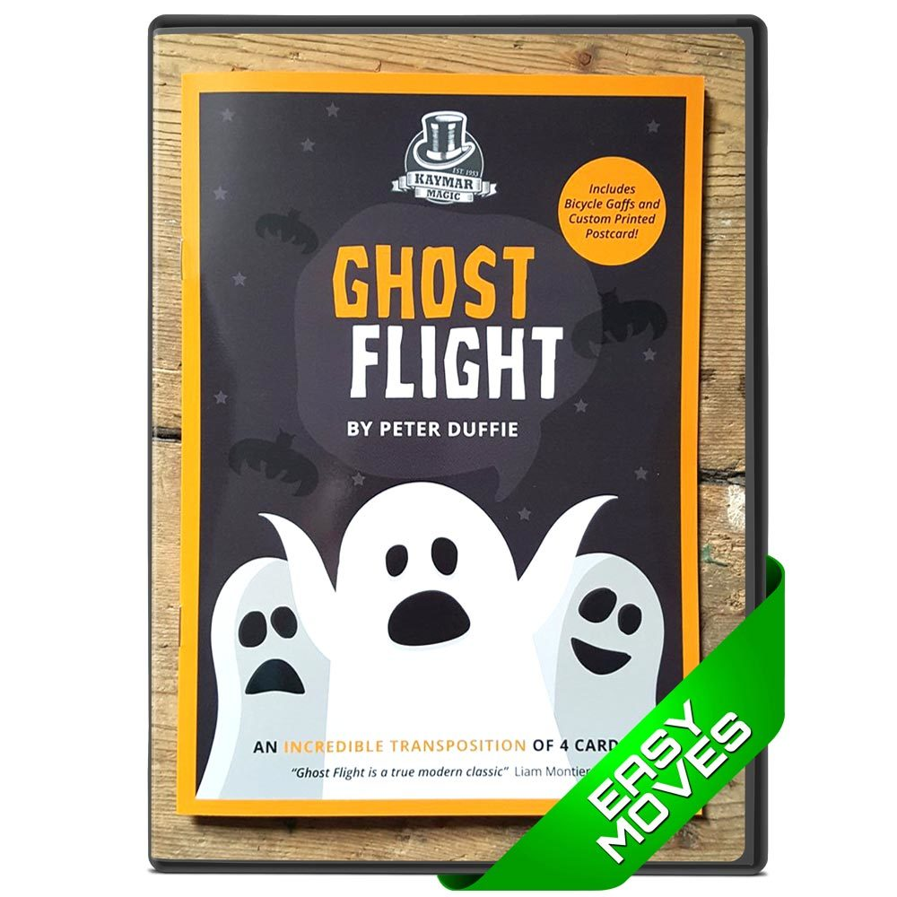 Ghost Flight by Peter Duffie