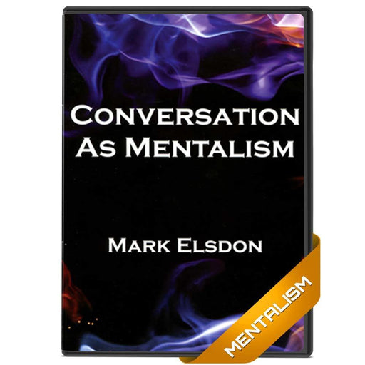 Mentalism as Conversation by Mark Elsdon eBook set