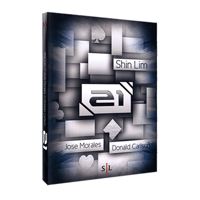 21 by Shin Lim, Donald Carlson and Jose Morales