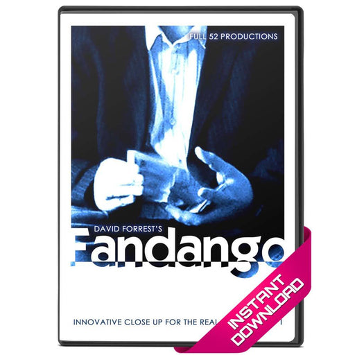 Fandago Vol1 eBook by Dave Forrest