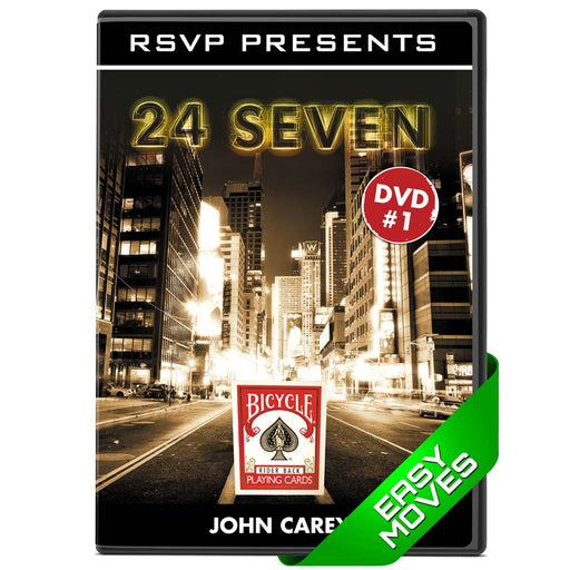 24Seven Vol1 DVD by John Carey