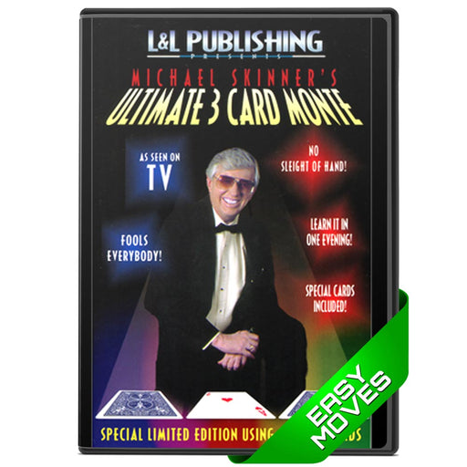 Ultimate 3 Card Monte - Michael Skinner - bigblindmedia.com