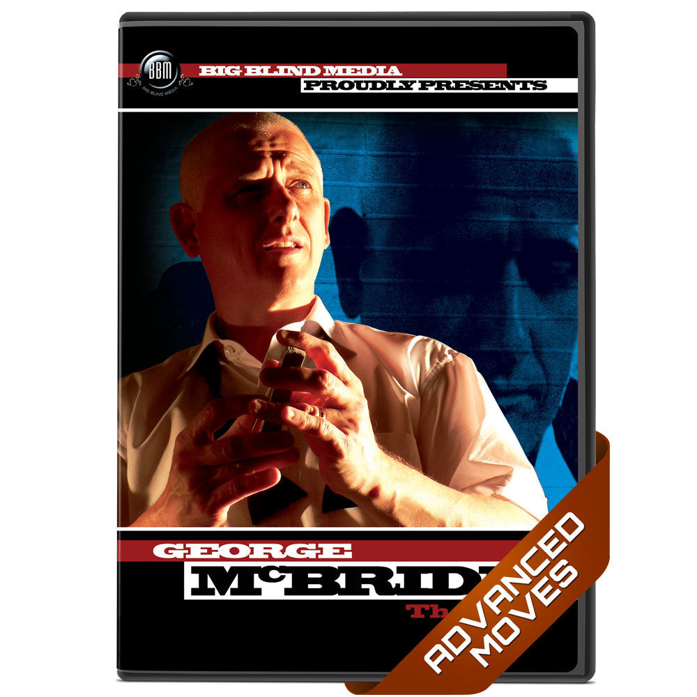'The DVD' - George McBride (instant download)