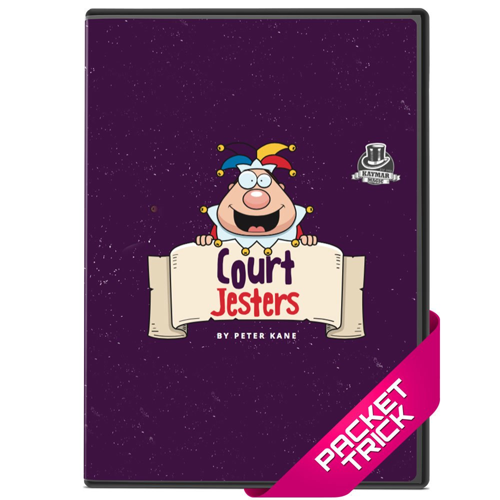 Court Jesters by Peter Kane