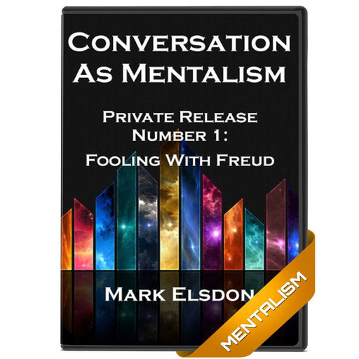 Fooling With Freud Mentalism eBook