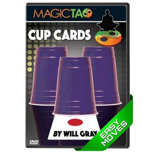 Cup Cards by Will Gray