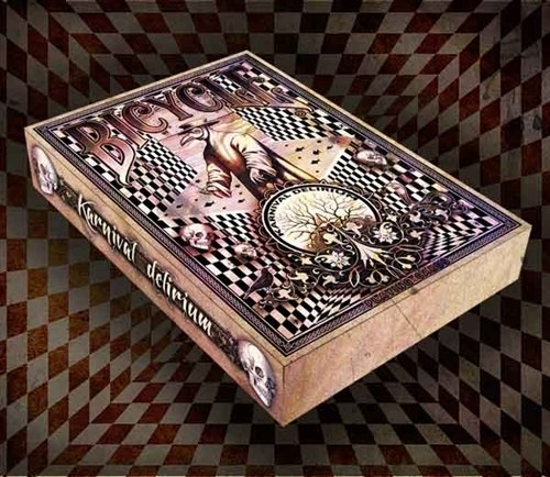 Karnival Delirium Playing Cards (LTD ED)