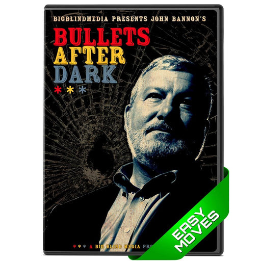 Bullets After Dark - John Bannon (2xDVD)