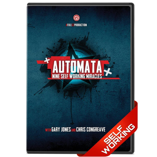 AUTOMATA - Gary Jones and Chris Congreave