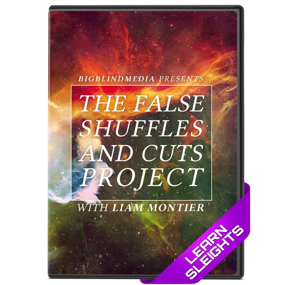 The False Shuffles and Cuts Project - Liam Montier