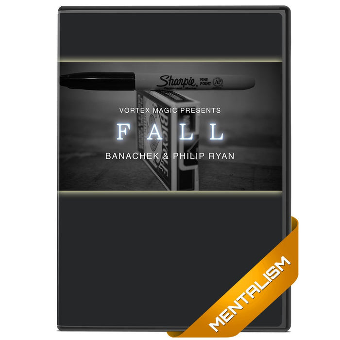 Fall by Banachek and Philip Ryan