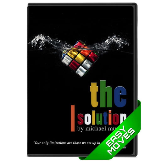 The Solution - Spectator Rubik Solve eBook