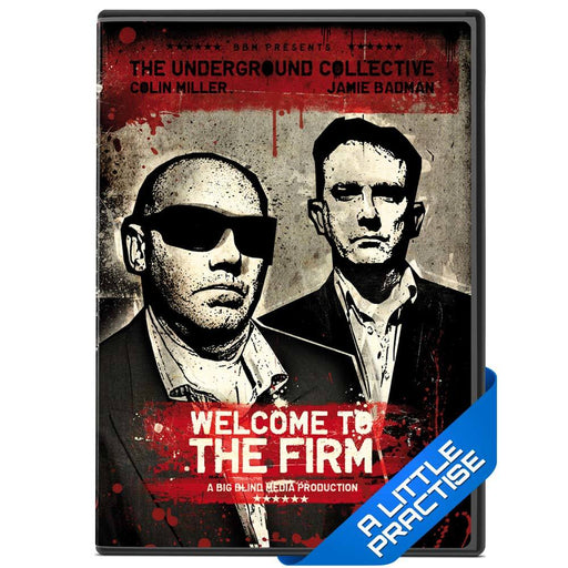Welcome To The Firm - Jamie Badman / Colin Miller