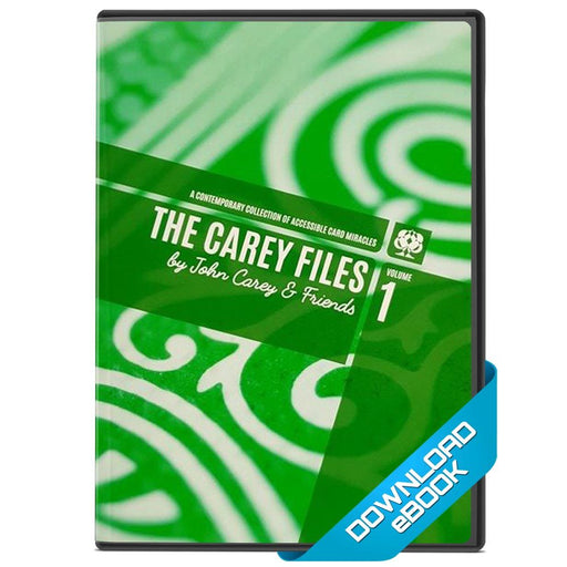 The Carey Files by John Carey eBook