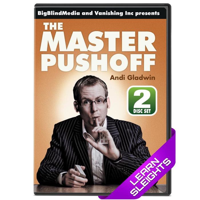 The Master Pushoff (2xDVD) - Andi Gladwin
