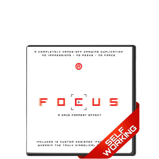Focus by Dave Forrest