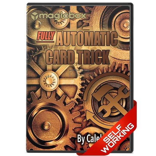 Fully Automatic Card Trick by Caleb Wiles