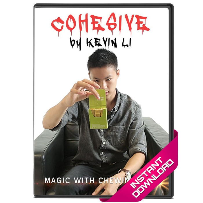 Cohesive by Kevin Li Chewing Gum Magic Download