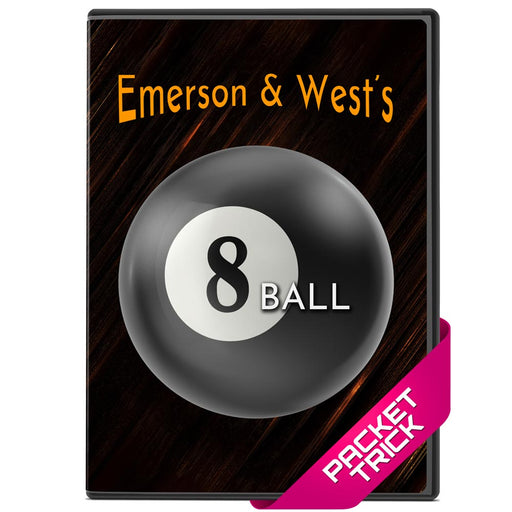 Eight Ball by Emerson and West Magic