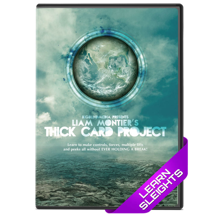 Thick Card Project by Liam Montier