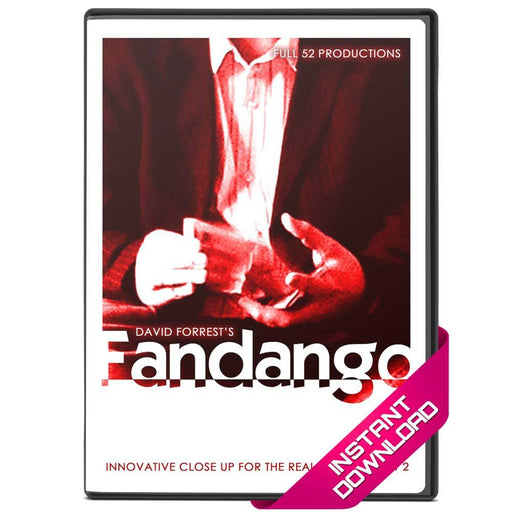 Fandago Vol2 eBook by Dave Forrest