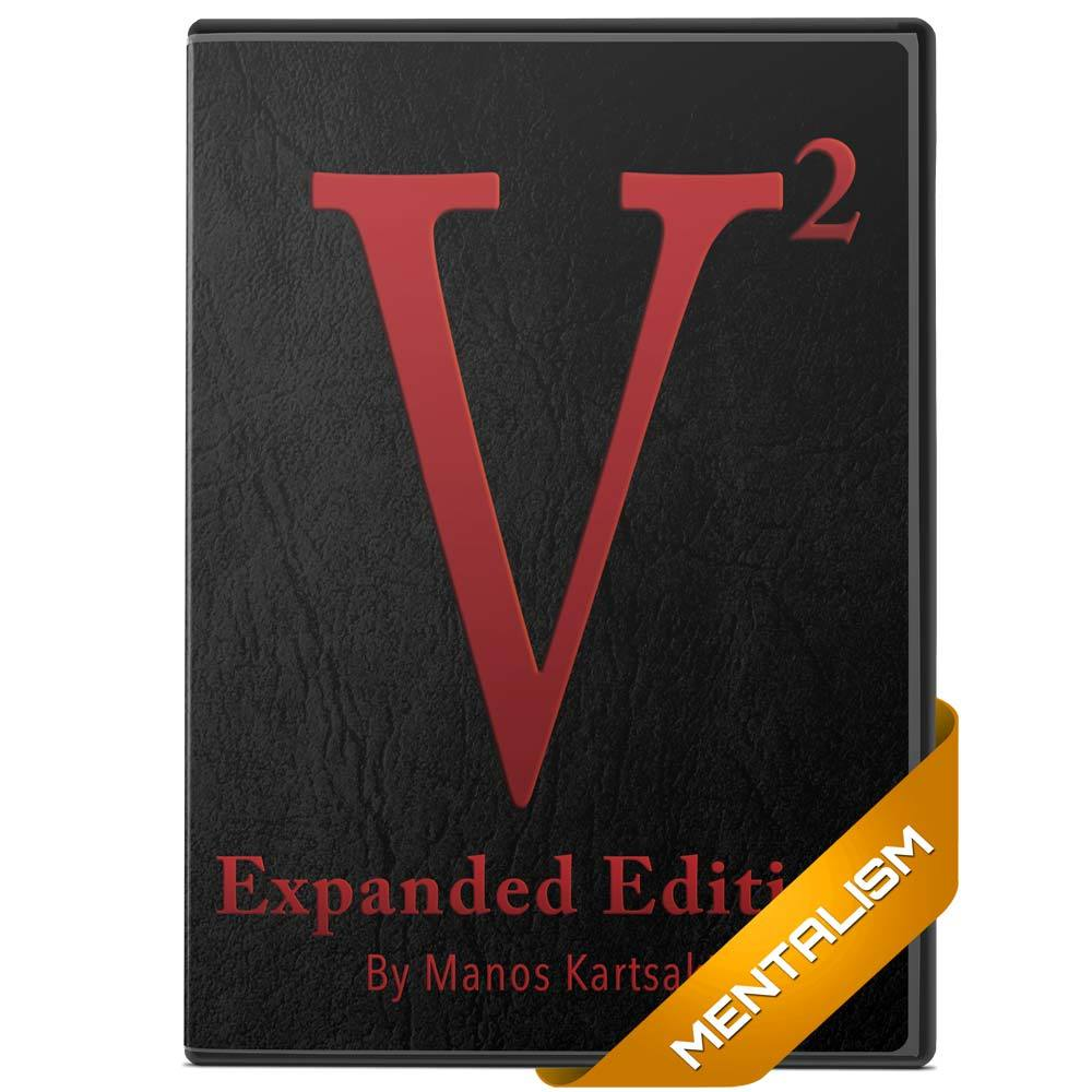 V2 Expanded Edition by Manos Kartsakis eBook