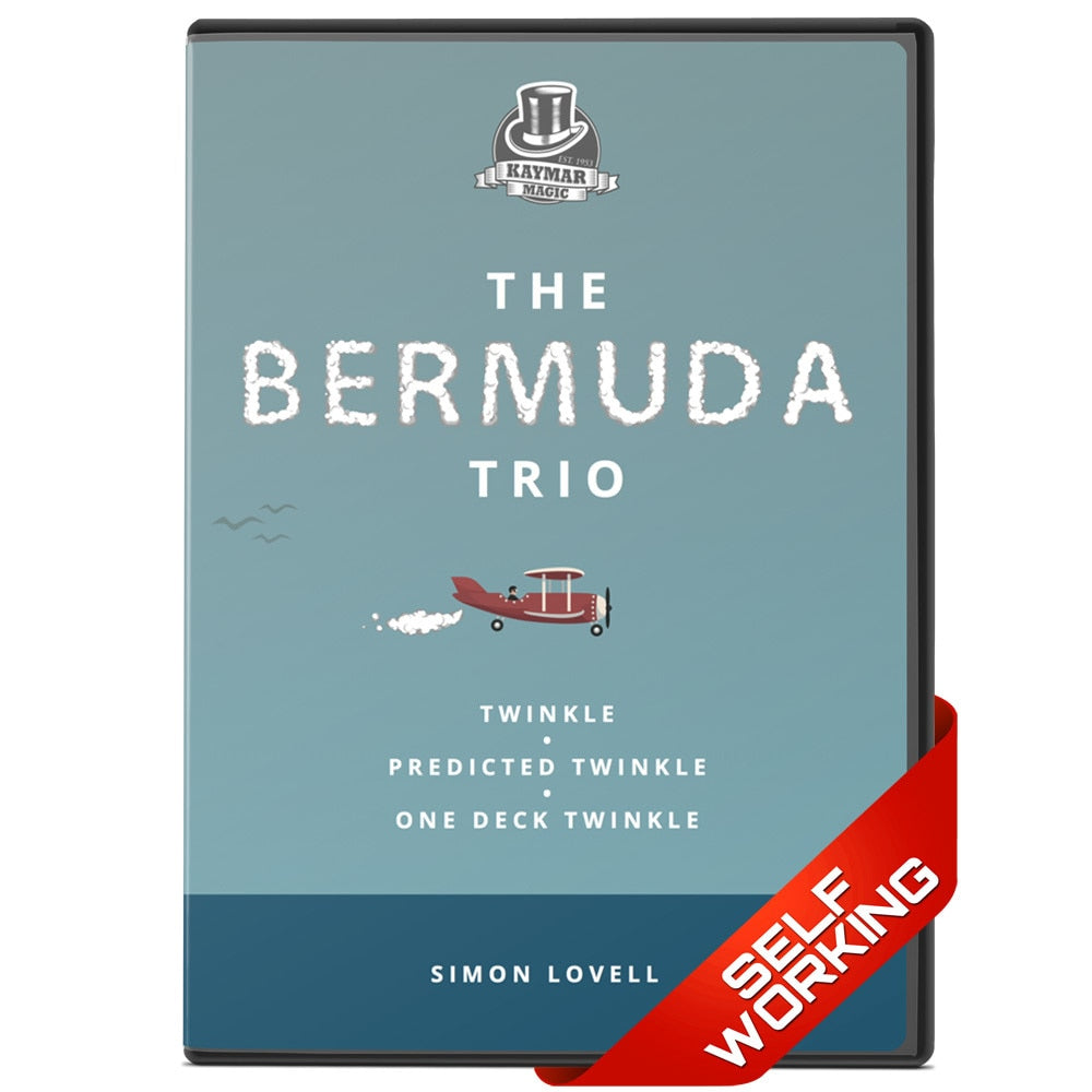 The Bermuda Trio Booklet by Simon Lovell