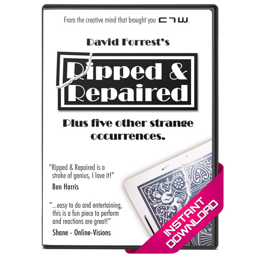 Ripped And Repaired eBook by Dave Forrest