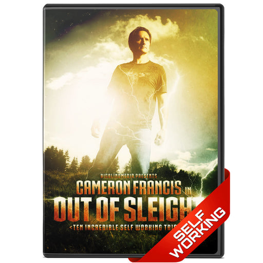Out Of Sleight by Cameron Francis