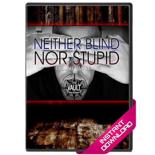 Neither Blind Nor Stupid Download by Juan Tamariz