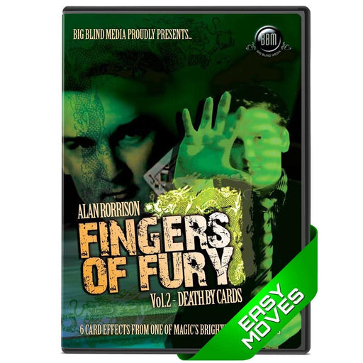 Fingers Of Fury Vol 2 - Alan Rorrison