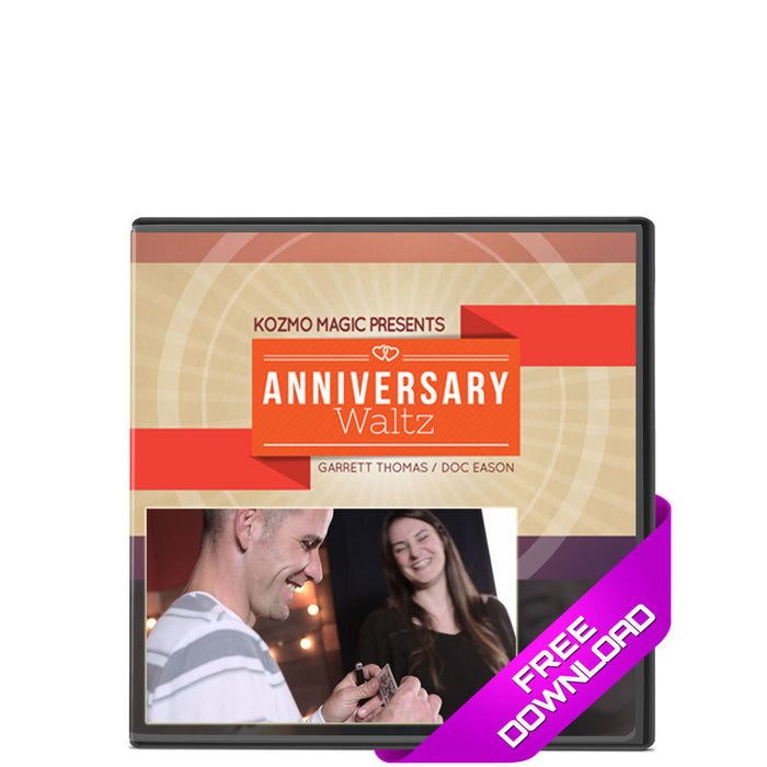 Download a FREE Anniversary Waltz Tutorial
