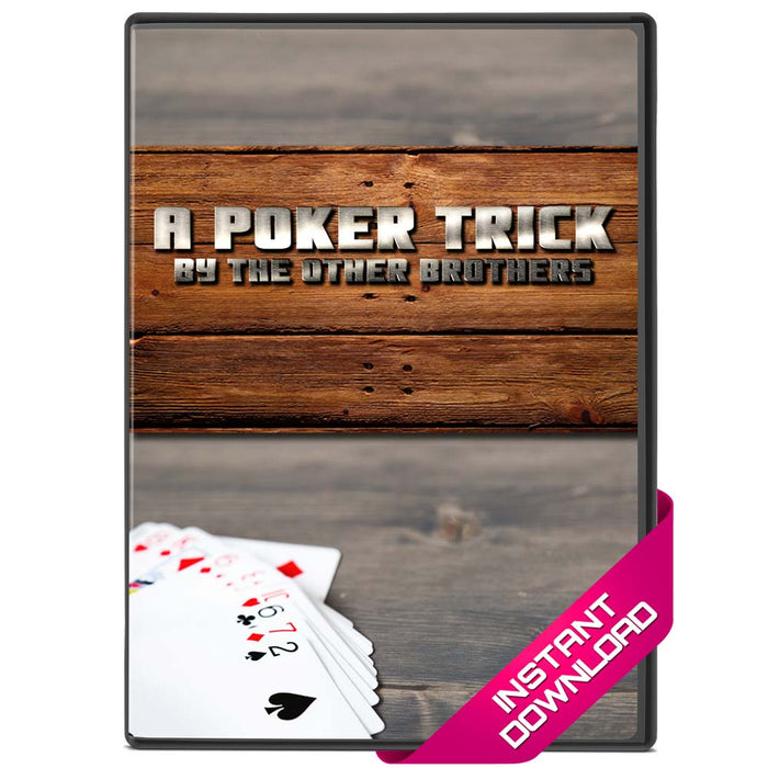 A Poker Trick by The Other Brothers Video Download