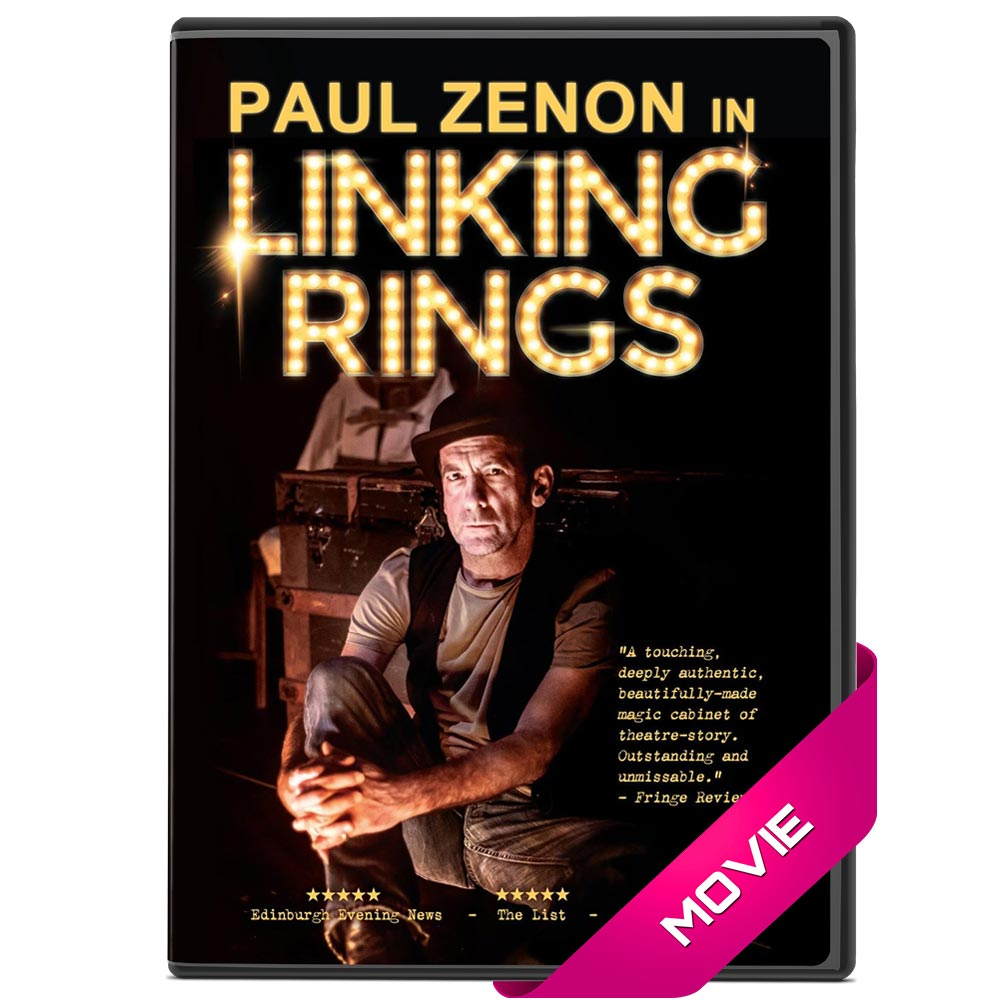 Linking Rings by Paul Zenon