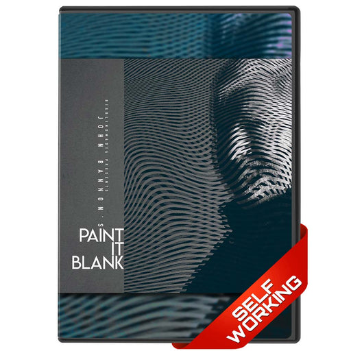 Paint It Blank by John Bannon