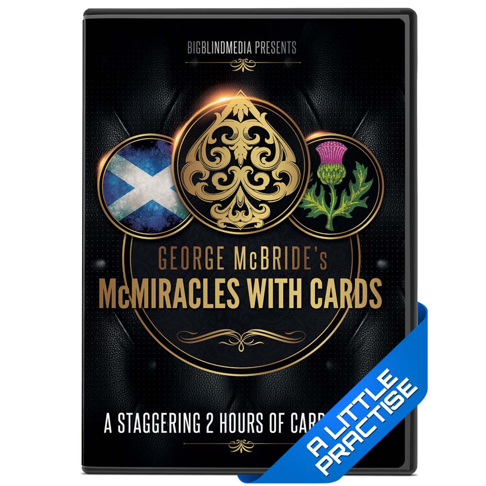 George McBride - McMiracles with Cards