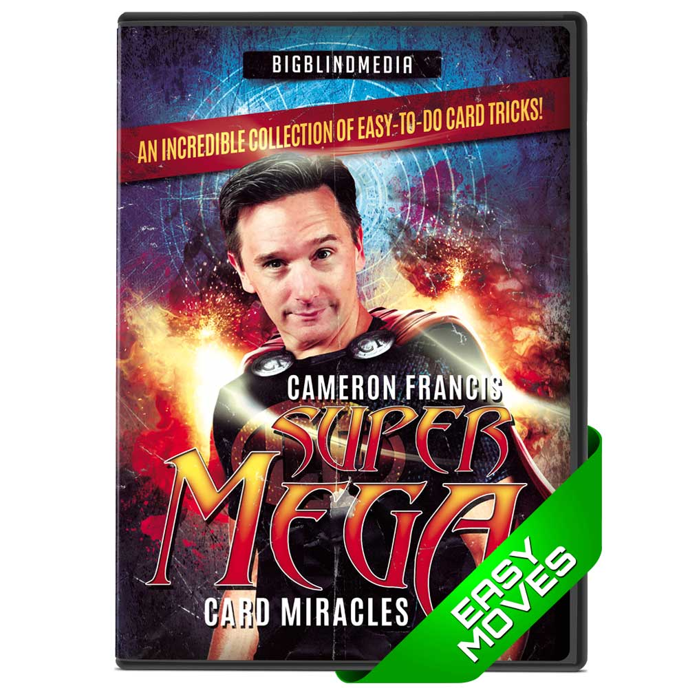 Super Mega Card Miracles with Cameron Francis