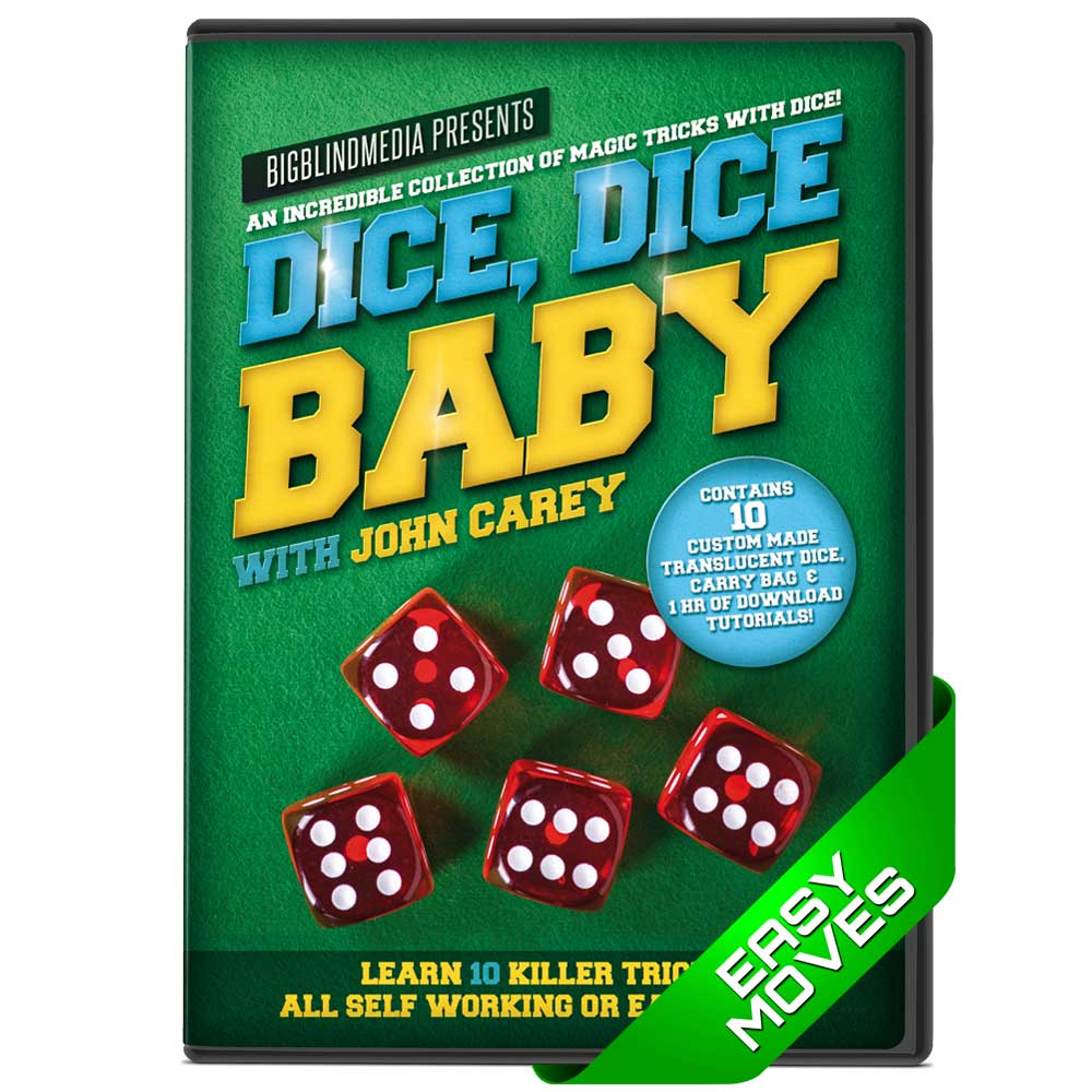 Dice, Dice Baby by John Carey